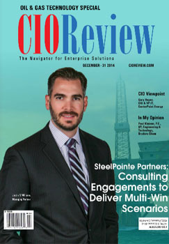 20 Most Promising Oil And Gas Technology Solution Providers Of 2014